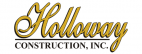 Holloway Construction Inc.